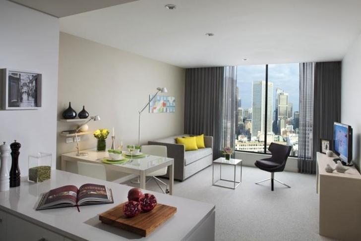 Apartment - 106/133 Bourke ...