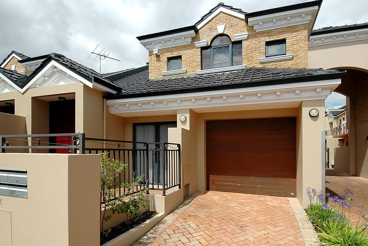 Townhouse - 3/10 Kimberley ...