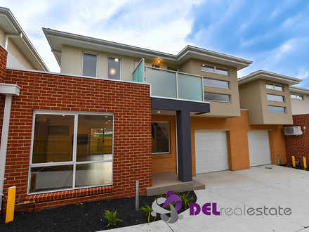 Townhouse - 2/26 Burrows Av...