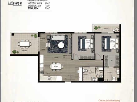 Apartment - 407/190 Varsity...