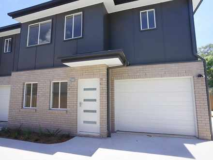 Townhouse - 1/33 Quentin St...