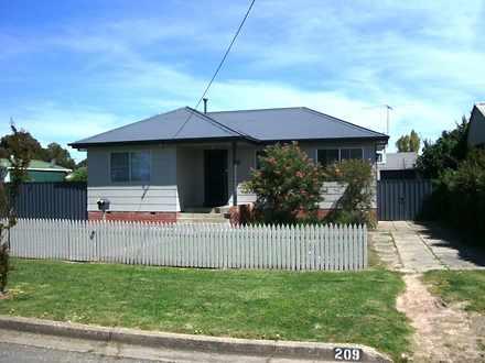 House - 209 Plover Street, ...
