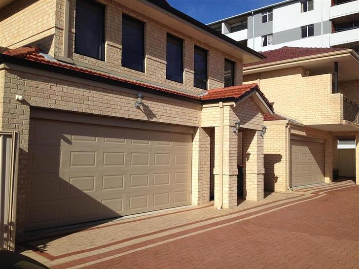 Townhouse - 3/272 Guildford...