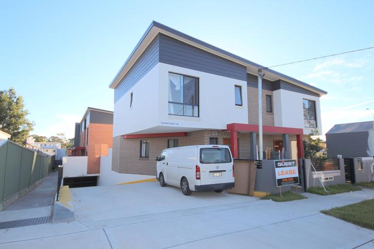 Townhouse - 8/3 St Johns Av...