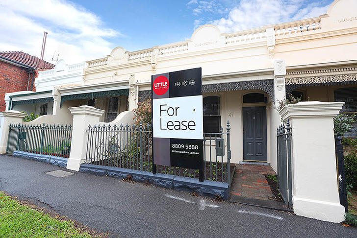 47 Morrah Street, Parkville 3052, VIC Terrace Photo