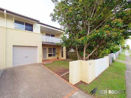 Townhouse - 12/57 Arura Str...