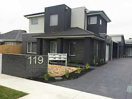 Townhouse - 1/119-121 Bound...