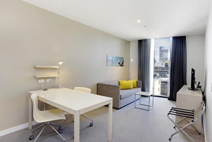 Apartment - 115/133 Bourke ...
