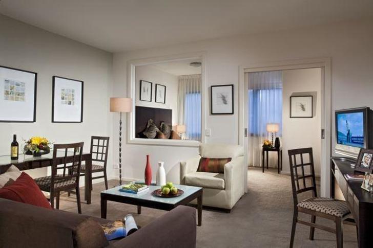 Apartment - 116/250 Elizabe...