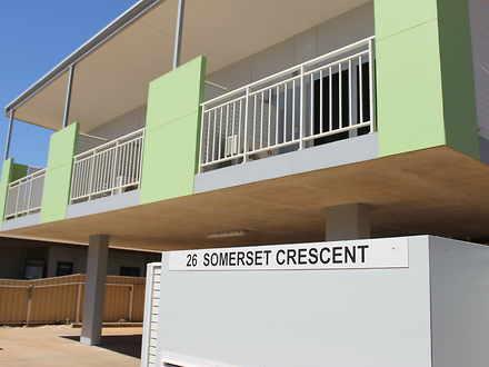 Apartment - 8/26 Somerset C...