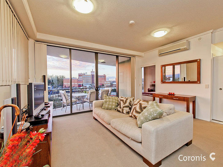 1075/18 Manning Street, Milton 4064, QLD Unit Photo