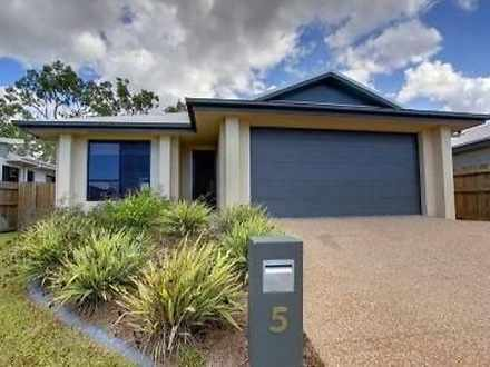 5 Trigger Court, Mount Louisa 4814, QLD House Photo