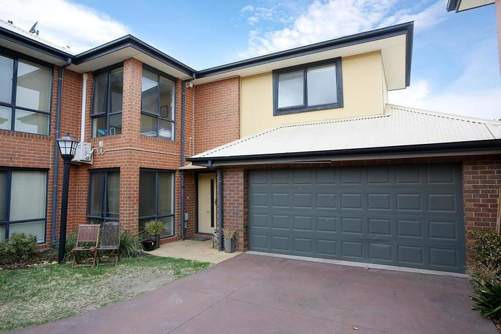 18/127 Somerville Road, Yarraville 3013, VIC Townhouse Photo