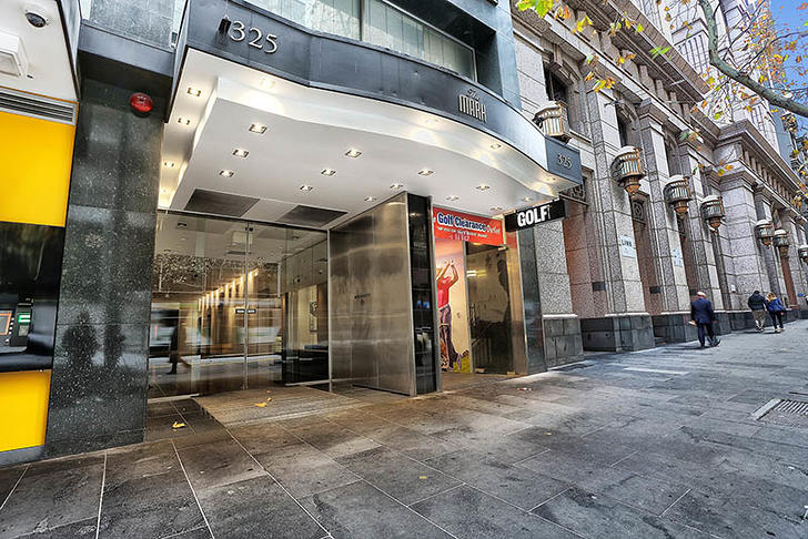 808/325 Collins Street, Melbourne 3000, VIC Unit Photo