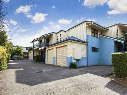 3/9 Bennett Street, Toowong 4066, QLD Townhouse Photo