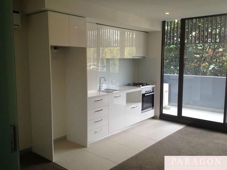 111/6 Leicester Street, Carlton 3053, VIC Apartment Photo