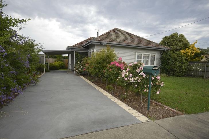 1 Riggall Road, Traralgon 3844, VIC House Photo