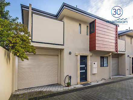 Townhouse - 8 / 386 Stirlin...