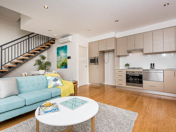 Townhouse - 1/301 Oxford St...