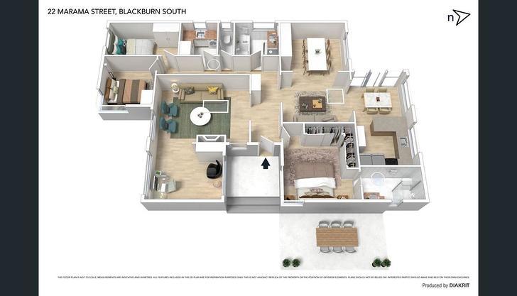 22 Marama Street, Blackburn South 3130, VIC House Photo