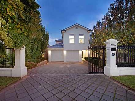 House - 20B Derwent Avenue,...