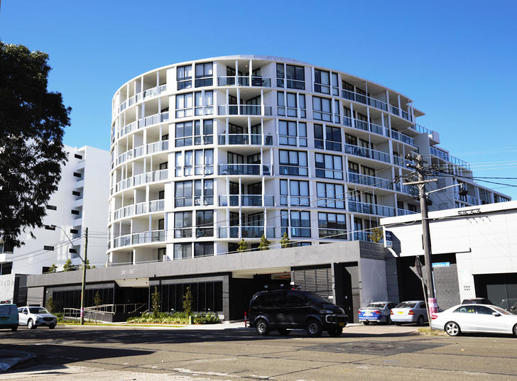 303/581-587 Gardeners Road, Mascot 2020, NSW Apartment Photo
