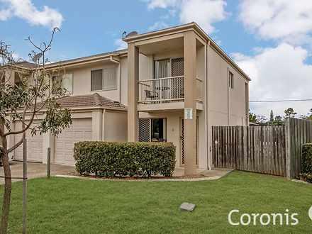 3/5 Hilltop Court, Carina 4152, QLD Townhouse Photo