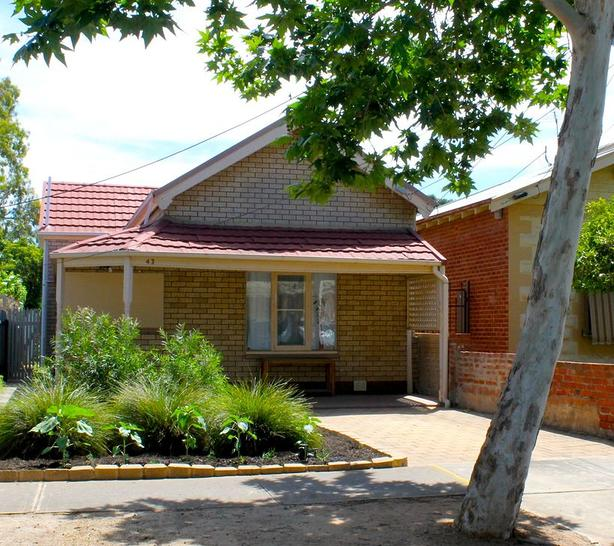 43 Huntriss Street, Torrensville 5031, SA House Photo
