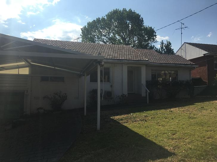91 Bettington Road, Oatlands 2117, NSW House Photo