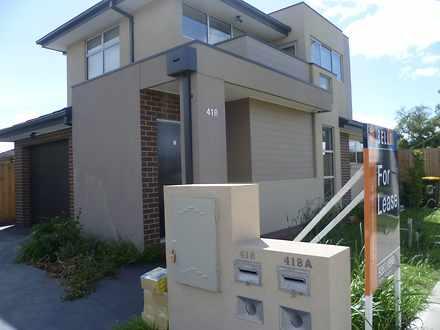 Townhouse - 418 Ballarat Ro...
