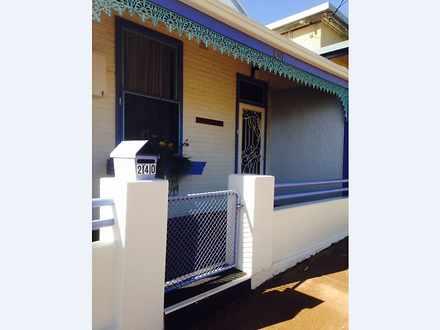 House - 240 Chloride Street...