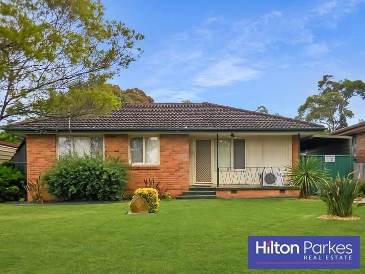 68 Boldrewood Road, Blackett 2770, NSW House Photo