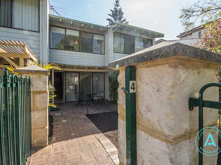 Townhouse - 4/41 Mill Point...
