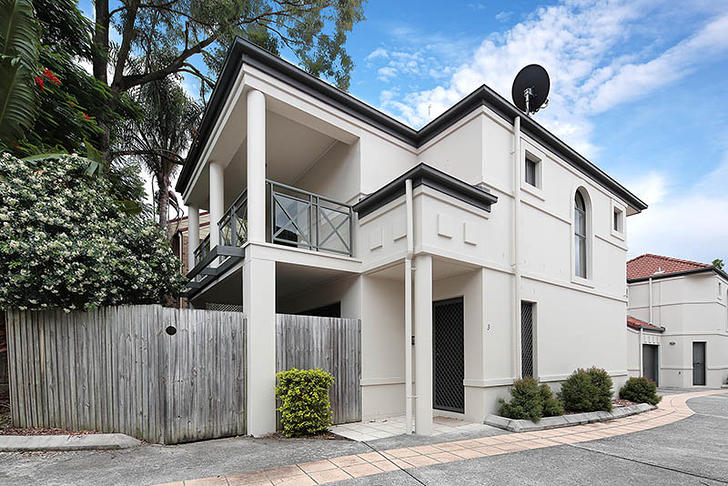 3/24 Dulwich Road, Yeronga 4104, QLD Townhouse Photo