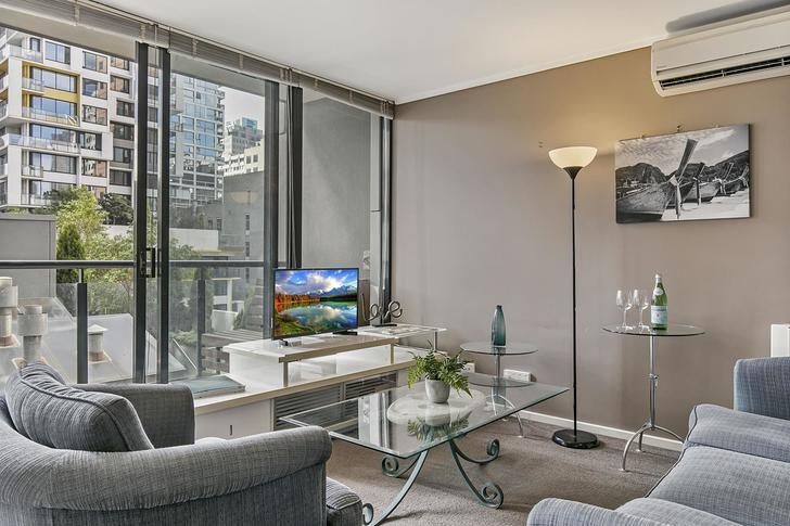 Apartment - 508/668 Bourke ...