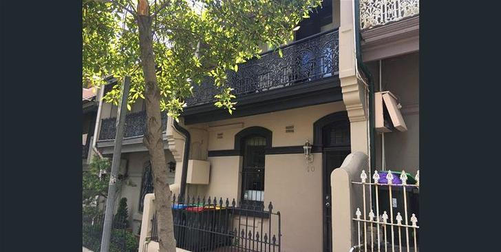 10 Leswell Street, Bondi Junction 2022, NSW Terrace Photo