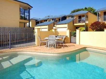 3/24 Brisbane Street, St Lucia 4067, QLD Townhouse Photo