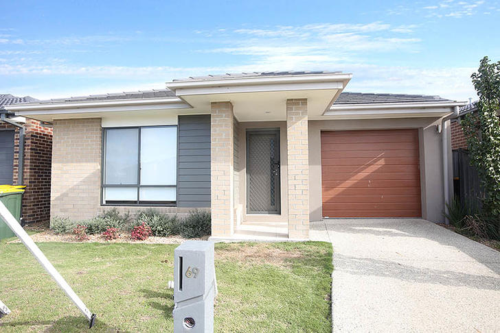 69 Millicent Drive, Craigieburn 3064, VIC House Photo