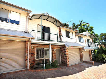 Townhouse - 2/386 Newmarket...