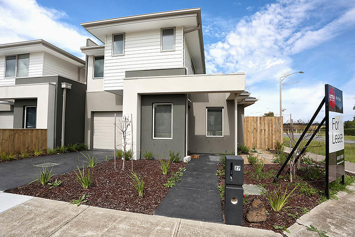 27 Monarma Walk, Kealba 3021, VIC Townhouse Photo