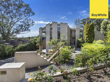 House - 13 Bussell Crescent...