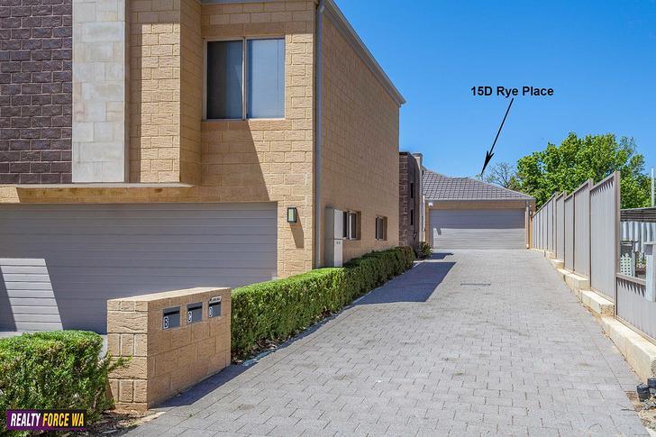 15D Rye Place, Nollamara 6061, WA Villa Photo