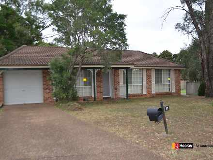 77 Stromeferry Crescent, St Andrews 2566, NSW House Photo