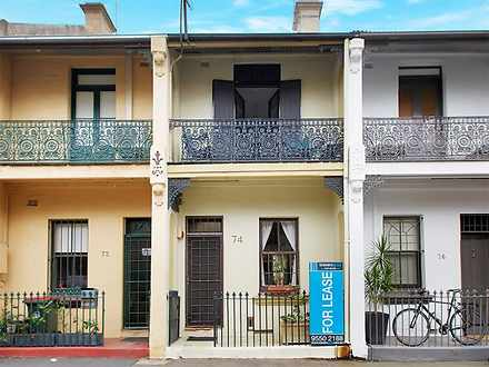 74 Union Street, Erskineville 2043, NSW House Photo