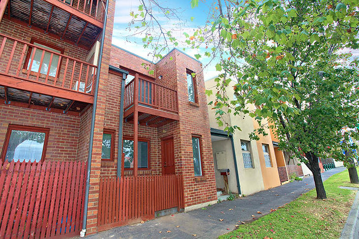 393 Racecourse Road, Kensington 3031, VIC Townhouse Photo