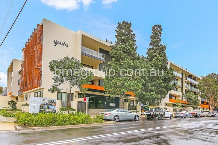 G09/39-47 Mentmore Avenue, Rosebery 2018, NSW Apartment Photo