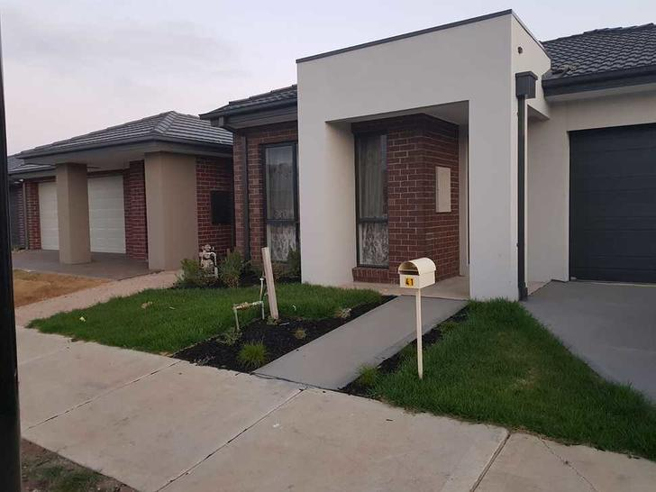 41 Lancers Drive, Harkness 3337, VIC House Photo