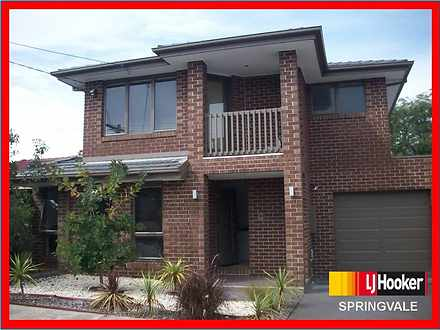 60A Sharon Road, Springvale South 3172, VIC Townhouse Photo