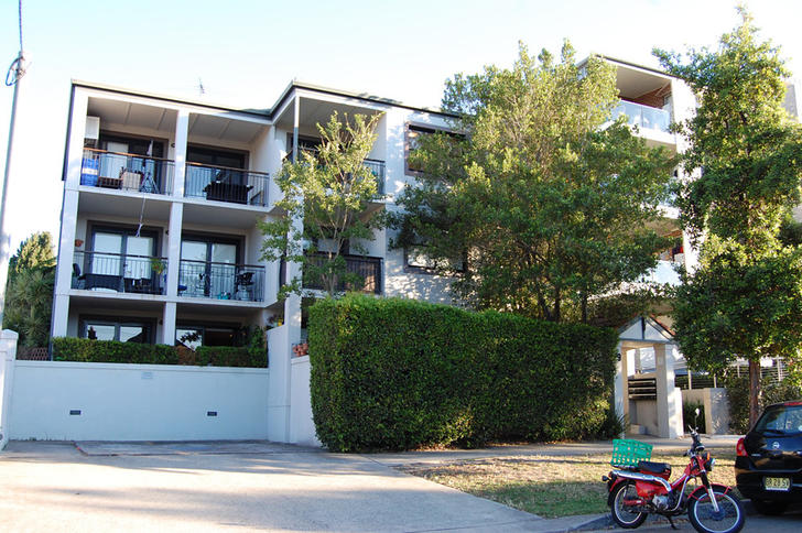 8/29 George Street, Marrickville 2204, NSW Unit Photo