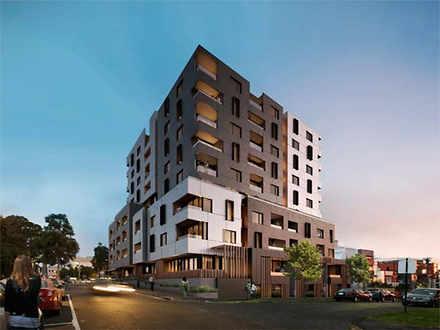 Apartment - 405 / 1 Archiba...